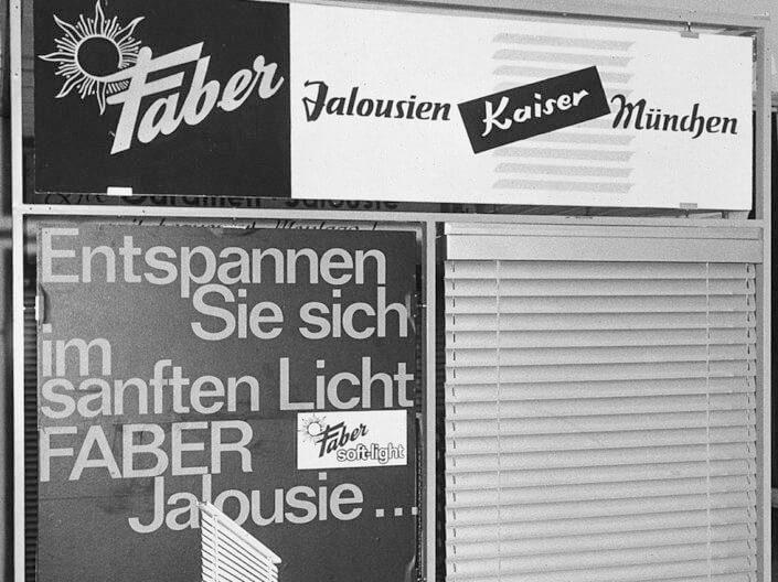 Blöcker Cosiflor Geschichte Faber Jalousie