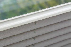 Blöcker Cosiflor Plissee Wabenplissee Bedienung Griffleiste Dachfenster